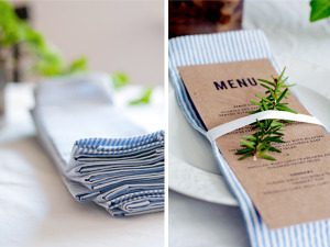 No-sew-napkin-with-menu-card