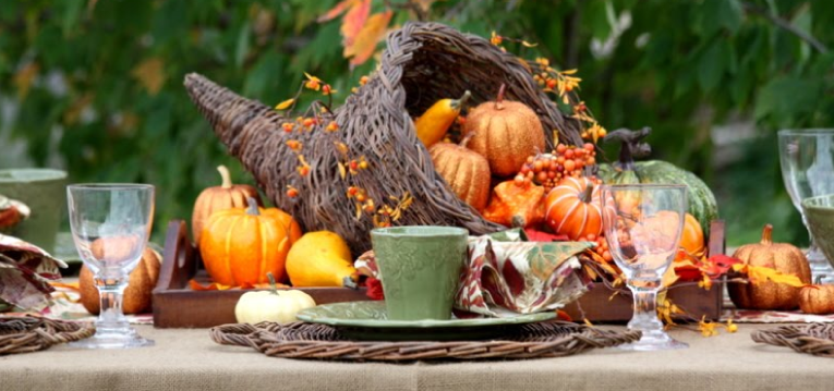 Thanksgiving-menu-banner