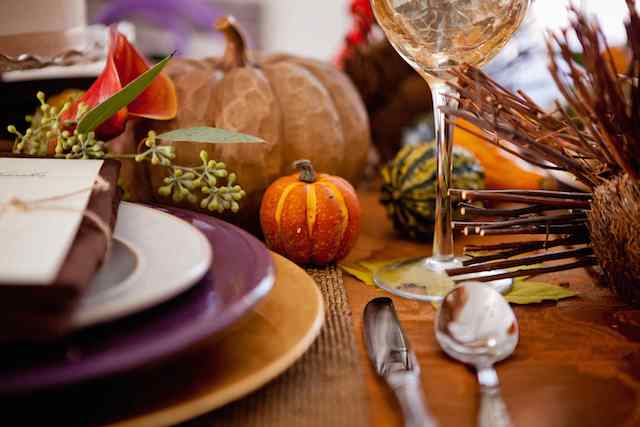 Angelic Delights Catering - Fall Winter Thanksgiving